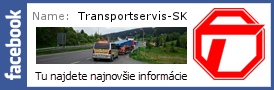 http://www.facebook.com/pages/Transportservis-sk/118323305010088